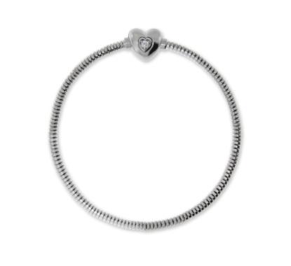 Beads by Briju zapięcie serce