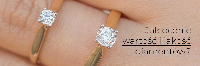 Jak ocenić wartość i jakość diamentów?